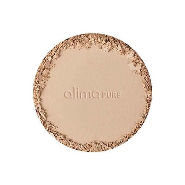Pressed Foundation with Rosehip Antioxidant Complex Refill - Nutmeg | Sherwood Green Life all natural organic makeup products, natural non toxic makeup kits, affordable organic beauty products