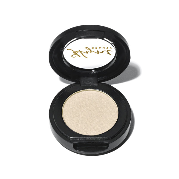 PERFETTO Pressed Eye Shadow Singles - Linen Kiss | Sherwood Green Life eco friendly makeup products, best green beauty products, all natural beauty care for sensitive skin