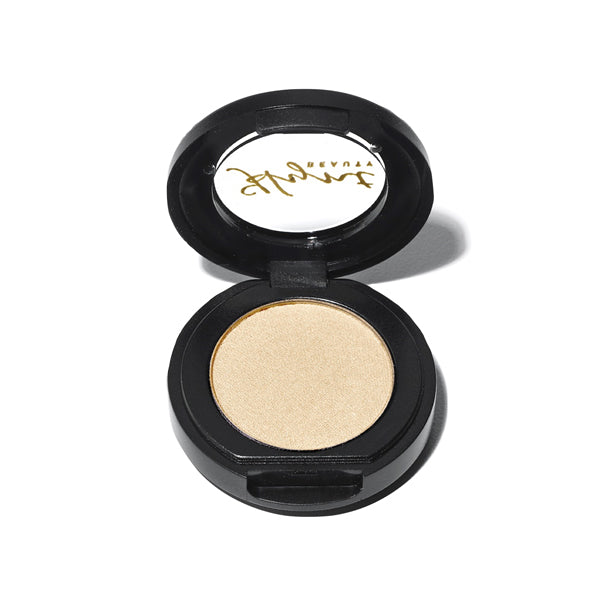 PERFETTO Pressed Eye Shadow Singles - Sunlit Dune | Sherwood Green Life all natural organic makeup products, natural non toxic makeup kits, affordable organic beauty products