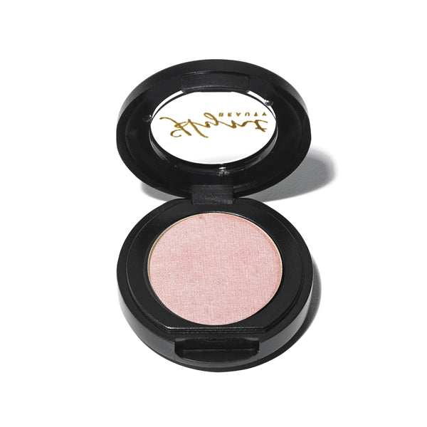 PERFETTO Pressed Eye Shadow Singles - Pink Quartz | Sherwood Green Life all natural organic makeup products, natural non toxic makeup kits, affordable organic beauty products