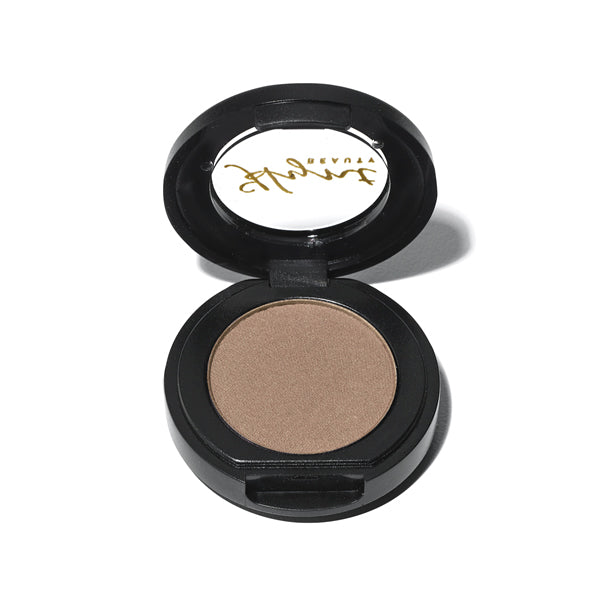 PERFETTO Pressed Eye Shadow Singles - Crystal Taupe | Sherwood Green Life all natural organic makeup products, natural non toxic makeup kits, affordable organic beauty products