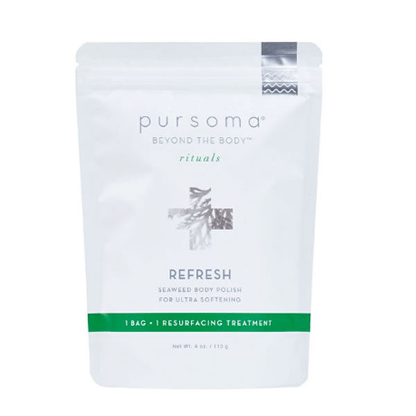 Refresh Seaweed Body Polish - | Sherwood Green Life natural children's bath products, no silicone no paraben no sulfate shampoo, natural and non toxic personal care products