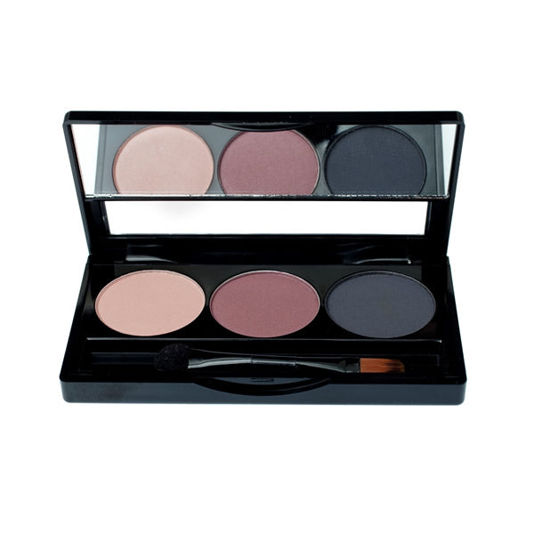 SUITE Eye Shadow Palette - Sweet Mulberry | Sherwood Green Life eco friendly makeup products, best green beauty products, all natural beauty care for sensitive skin