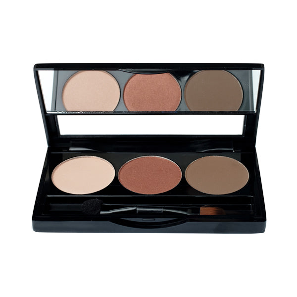 SUITE Eye Shadow Palette - Sweet Canyon | Sherwood Green Life all natural organic makeup products, natural non toxic makeup kits, affordable organic beauty products
