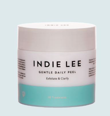 Gentle Daily Peel - | Sherwood Green Life skincare without toxic chemicals, all natural skincare routine products, organic vegan skincare products