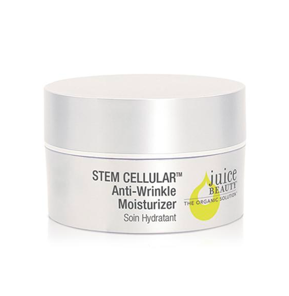 Stem Cellular Anti-Wrinkle Moisturizer - 0.5 oz | Sherwood Green Life green tea skincare products, sulfate free skincare products, all natural organic skincare store