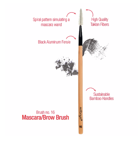 Mascara and Brow Brush