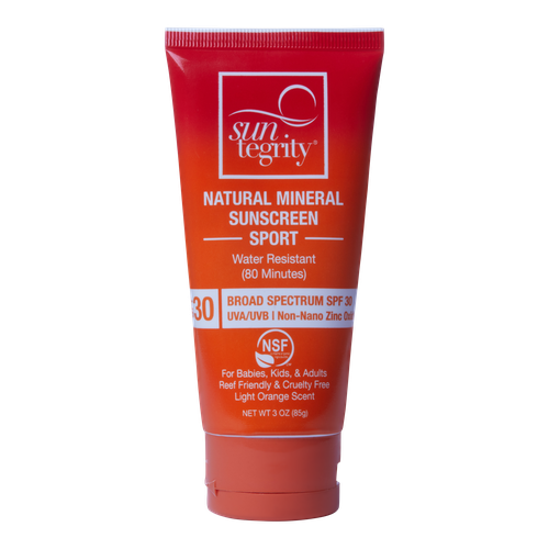 Sport Natural Mineral Sunscreen