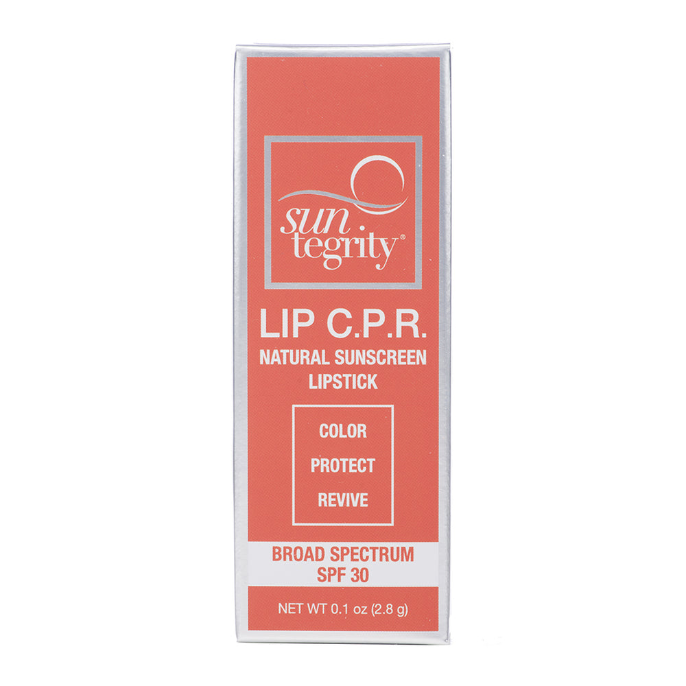 Lip CPR SPF 30 Lipstick - | Sherwood Green Life eco friendly makeup products, best green beauty products, all natural beauty care for sensitive skin