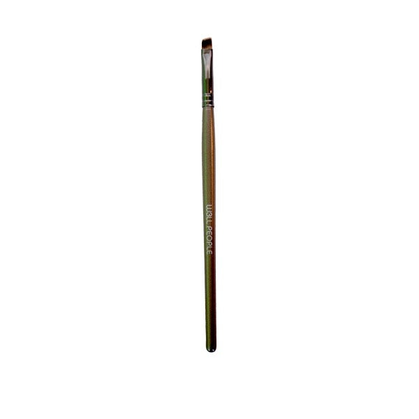 Angled Eye Brush - | Sherwood Green Life eco friendly makeup products, best green beauty products, all natural beauty care for sensitive skin