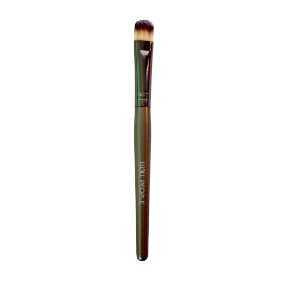 Basic Eye Contour Brush - | Sherwood Green Life eco friendly makeup products, best green beauty products, all natural beauty care for sensitive skin