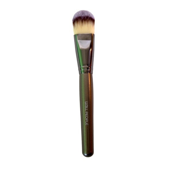 Foundation Brush - | Sherwood Green Life eco friendly makeup products, best green beauty products, all natural beauty care for sensitive skin
