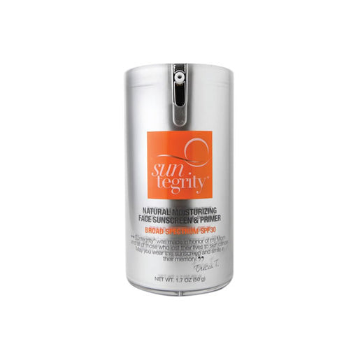 Natural Moisturizing Face Sunscreen & Primer, SPF 30