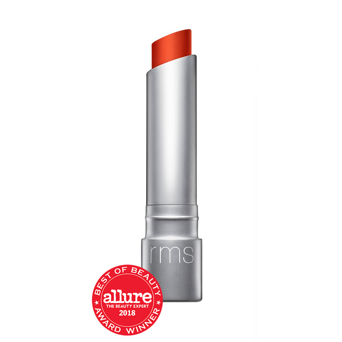 Wild With Desire Lipstick - Firestarter | Sherwood Green Life all natural organic makeup products, natural non toxic makeup kits, affordable organic beauty products