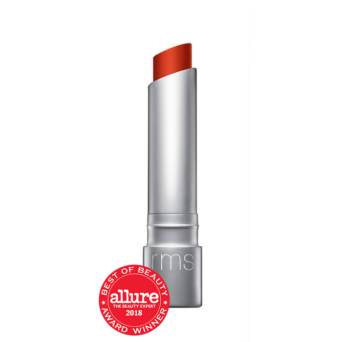 Wild With Desire Lipstick - RMS Red | Sherwood Green Life all natural organic makeup products, natural non toxic makeup kits, affordable organic beauty products