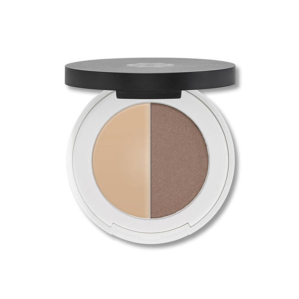 Eyebrow Duo - | Sherwood Green Life eco friendly makeup products, best green beauty products, all natural beauty care for sensitive skin