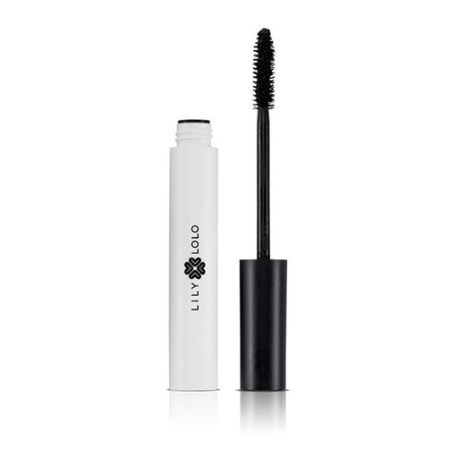 Black Vegan Mascara - | Sherwood Green Life eco friendly makeup products, best green beauty products, all natural beauty care for sensitive skin