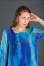 Load image into Gallery viewer, Multi Color Chiffon Tunic