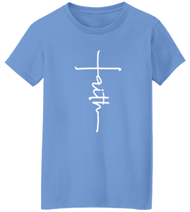 Faith Short Sleeve T-Shirt