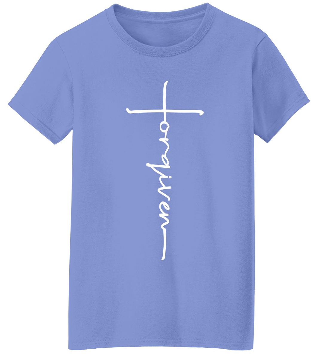 Forgiven Short Sleeve T-Shirt