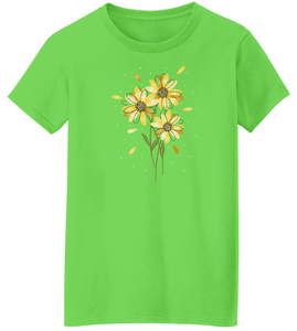 Petal Burst Short Sleeve T-Shirt