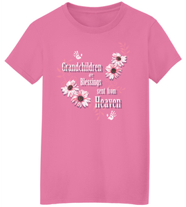 Heaven Blessing Short Sleeve T-Shirt