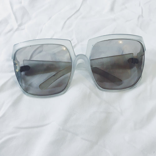 Vintage Sunglasses Frosted