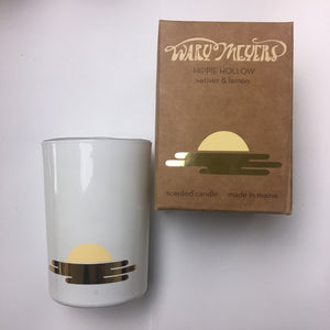 Wary Meyers Candle - Hippie Hollow