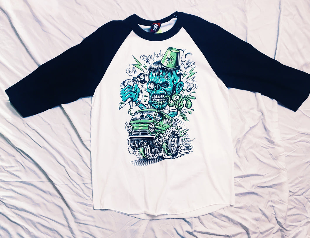 Boneyard Artillery Tee Long Sleeve
