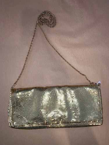 Vintage Purse Chainmail - Gold
