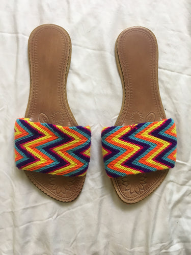 Sandals - MultiColor ll