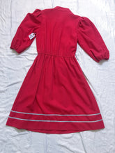 Load image into Gallery viewer, Vintage Donna Morgan Dress - Red