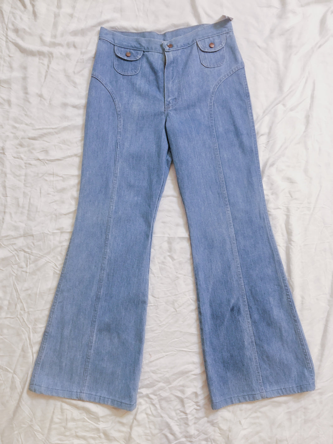 Wrangler Denim Bellbottoms Jean