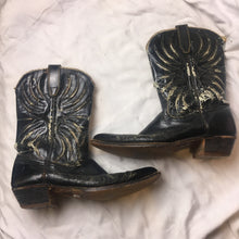 Load image into Gallery viewer, Vintage Cowboy Boots