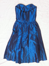 Load image into Gallery viewer, Blue Prom Dress