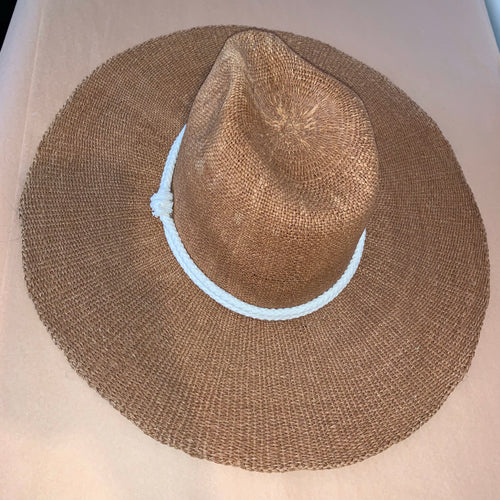 Vintage Free People Hat - Brown