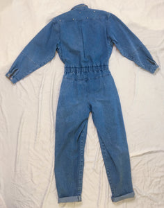 Vintage Jumpsuit Denim