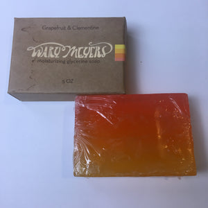Wary Meyers Soap - Grapefruit and Clementine