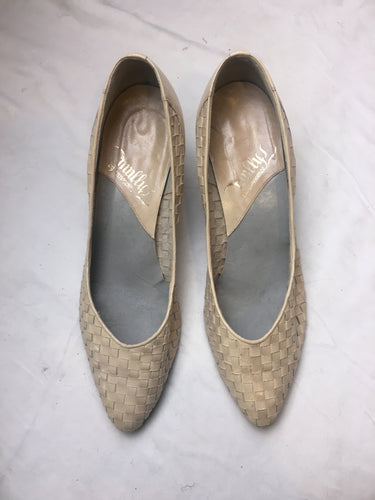 Vintage Mully Shoes