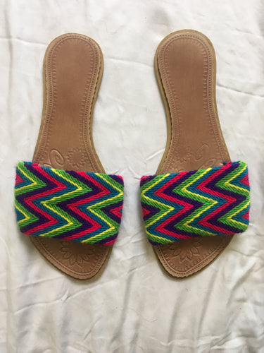 Sandals - MultiColor lll