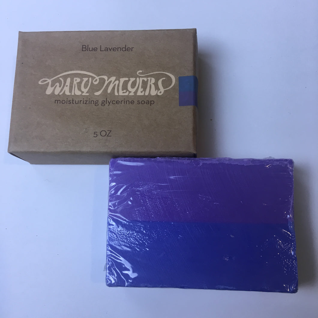 Wary Meyers Soap - Blue Lavender
