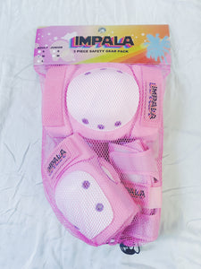 Impala Rollerskating Gear - Pink