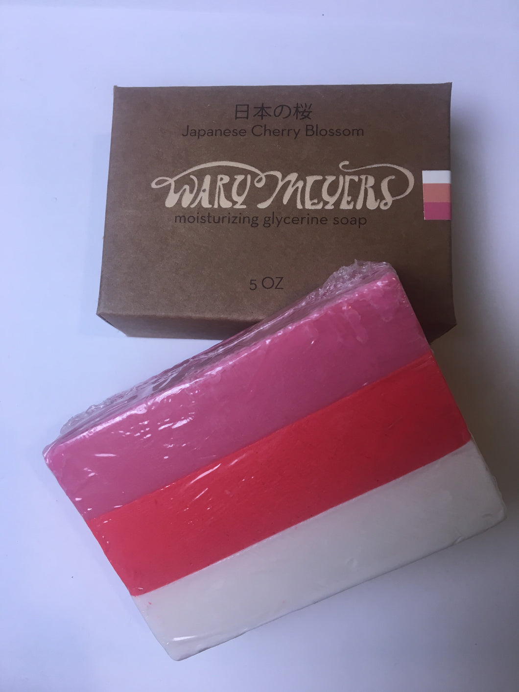 Wary Meyers Soap - Japanese Cherry Blossom