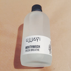 Ujjayi Mouthwash - Fresh Breathe