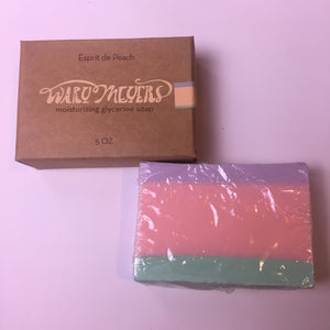 Wary Meyers Soap - Peach