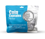 Nickel Coin Capsule Pack