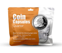 Quarter Coin Capsule Pack
