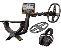 Garrett ACE Apex Metal Detector with Wireless Headphones