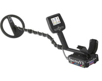 Whites Spectra V3i with Headphones Metal Detector