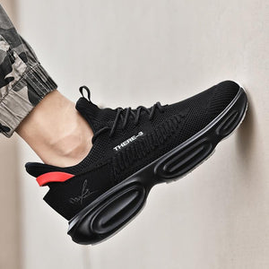 Men's Fashionable Designer Leisure Sneakers